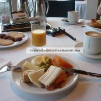 Breakfast @ Gran Domine Hotel Bilbao