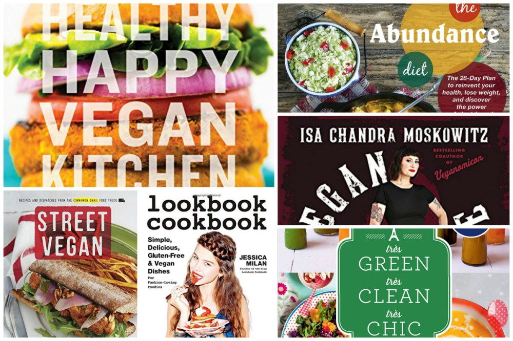 (More) Not-to-be-missed Vegan Cookbooks, Spring 2015 Edition (1/6)
