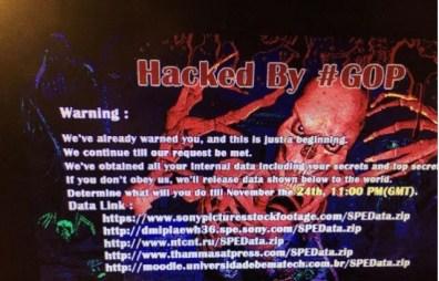 Hakerët rrëzojnë rrjetin kompjuteri të Sony Pictures1