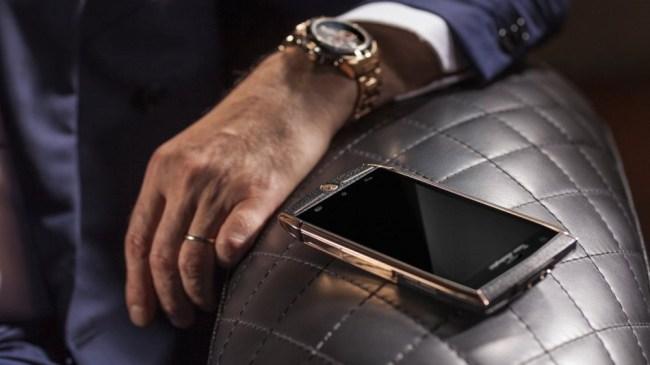 Telefoni i mençur nga Lamborghini do të kushtoj 6.000 dollarë
