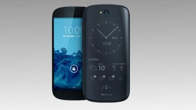 YotaPhone 2 debutohet në Dhjetor