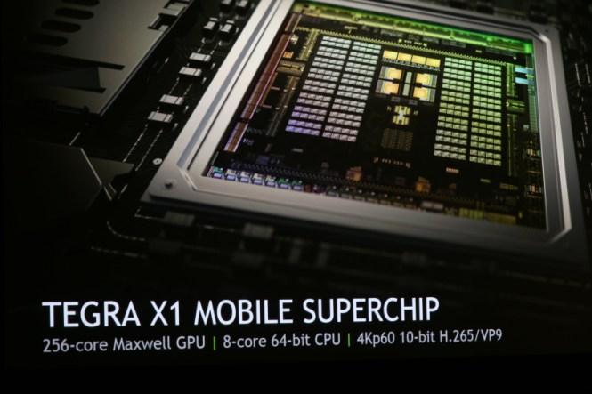 Tegra X1, procesori më i fuqishëm në botë nga Nvidia për vetura
