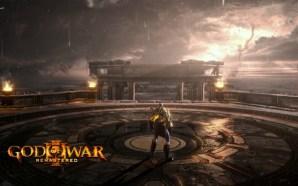 God of War III Remaster së shpejti në PlayStation 4…