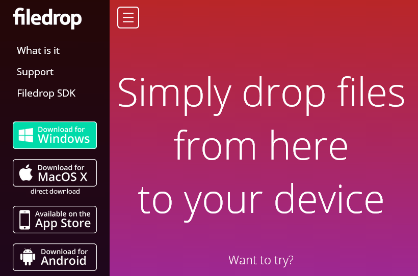 Screenshot_1filedrop