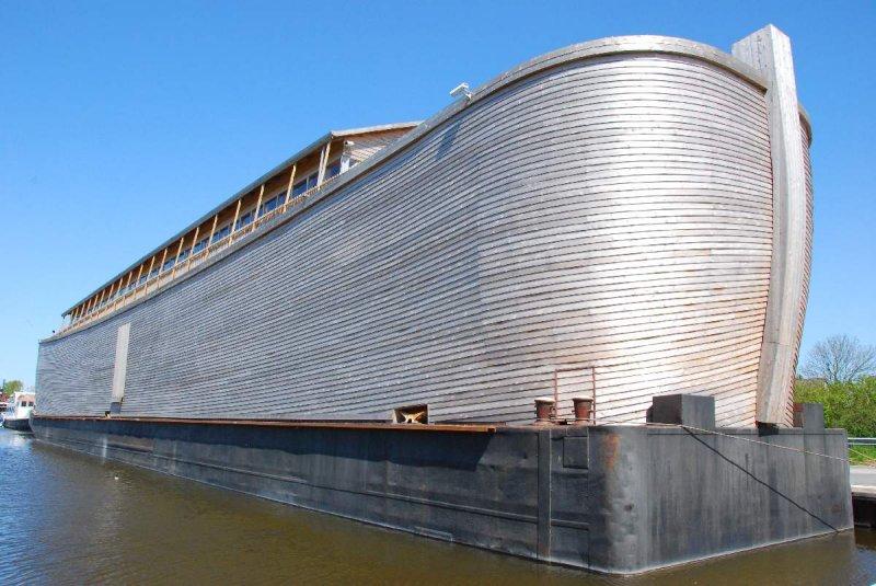Noah's Ark In The Netherlands