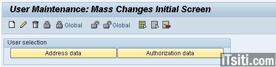 SU10: Authorization Data