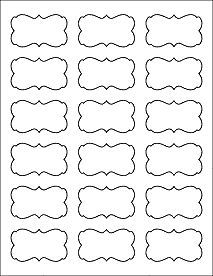 Name Label Template Printable Label Templates