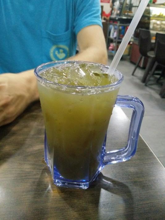 Winter melon juice