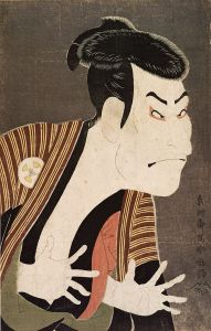 Ōtani OnijiIII in the Role of the Servant Edobei