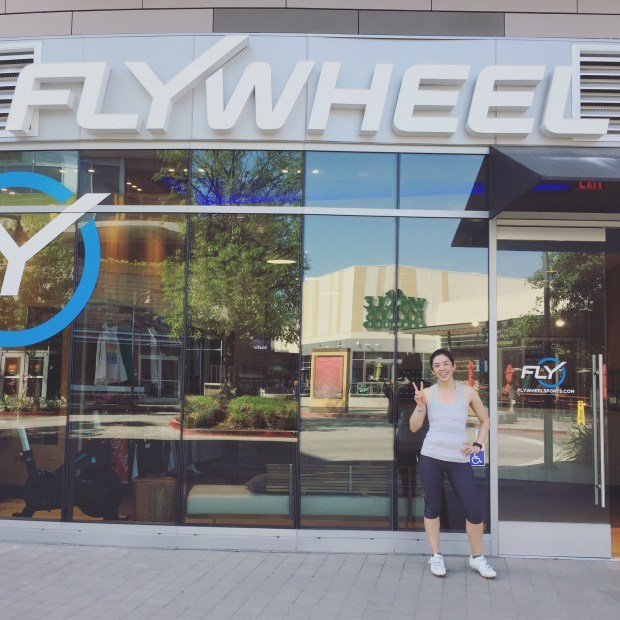 Get $30 off ClassPass and Try FlyWheel via It's Jou Life blog https://wp.me/p7RBMP-12V