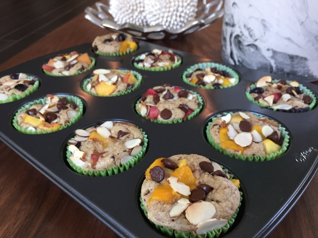 Healthy Blender Muffins Recipe - It's Jou Life blog https://wp.me/p7RBMP-1jZ