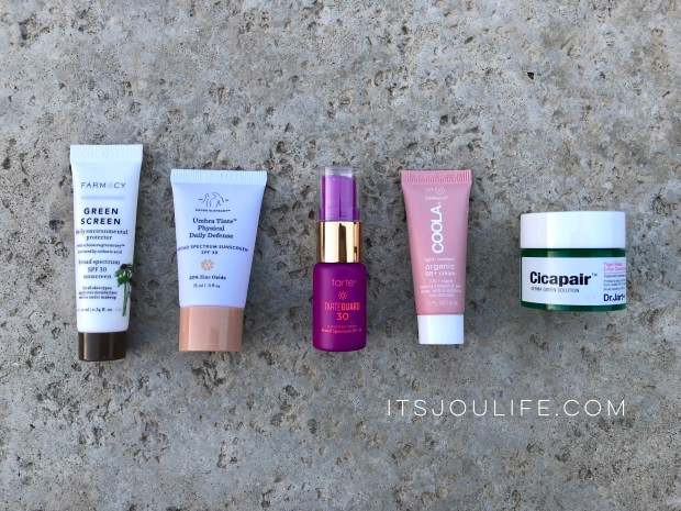Sephora Sun Safety Kit 2018 - $36 (FULL SPOILERS) on It's Jou Life blog - https://wp.me/p7RBMP-1bg
