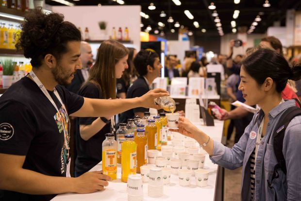 Honest Tea. Top Trends at Natural Products Expo West 2018 via It's Jou Life blog - https://wp.me/p7RBMP-1b2