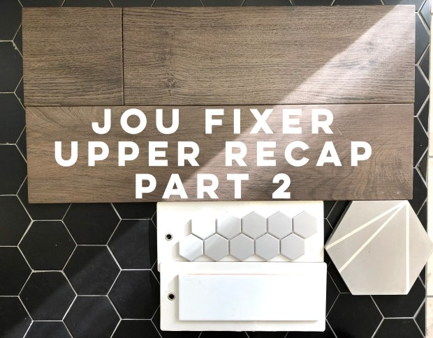 Jou Fixer Upper Recap Part 2 via It's Jou Life blog - https://wp.me/p7RBMP-1hg