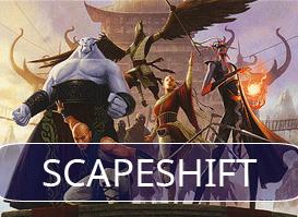 Scapeshift vs Jeskai Ascendancy #1
