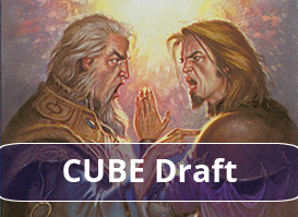 Holiday Cube Draft #5 - 2nd January 2015