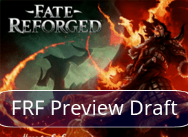 FRF Preview Draft: R3 vs Marshall Sutcliffe