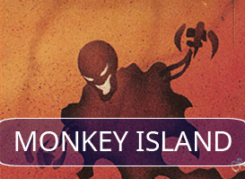 Monkey Island vs Manaless Dredge #1 (R4 Daily Event)
