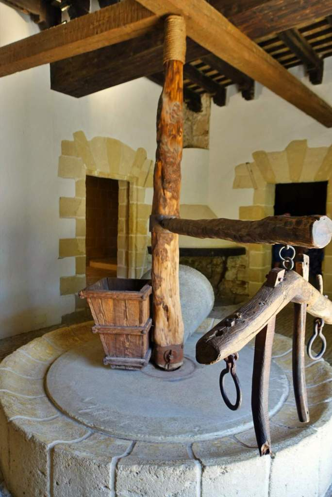 Mill at Alcazar de Jerez