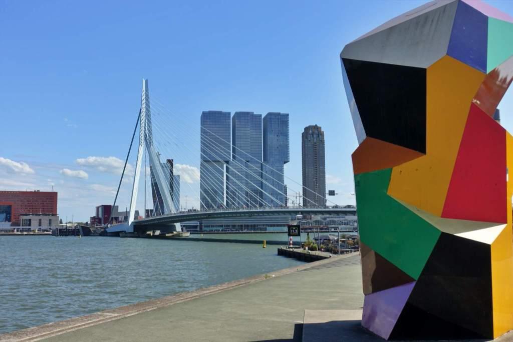 Erasmusberg, Rotterdam architecture
