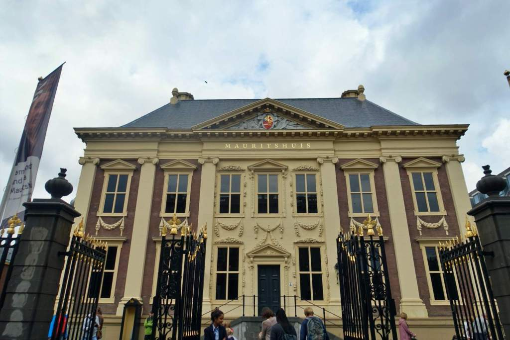 Maurithuis, The Hague