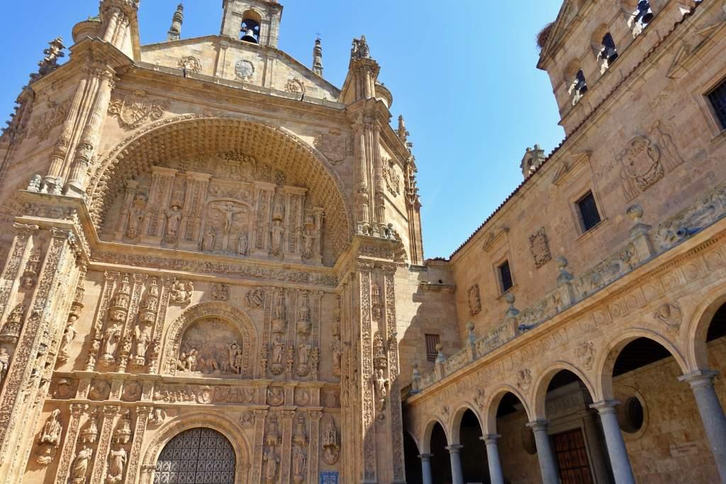 Convento de San Esteban facade