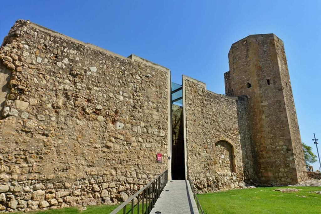 Entrance to Roman Circus, Tarragona