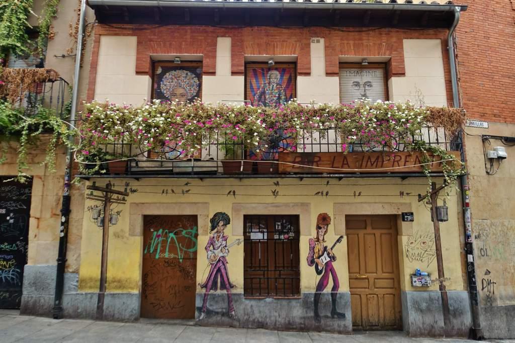 Salamanca pub