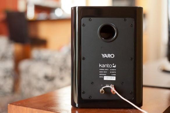 Kanto Yaro speaker rear