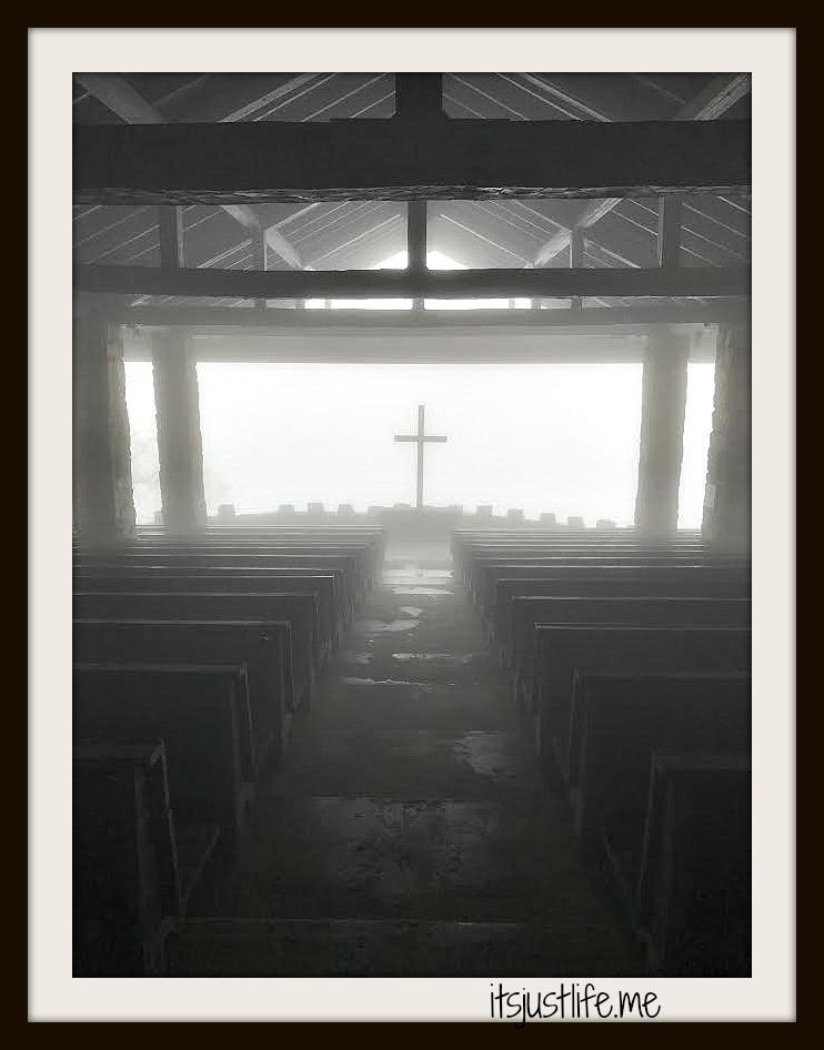 foggypretty place