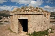 Fort Royal Castle, Lokrum, Dubrovnik, Croatia