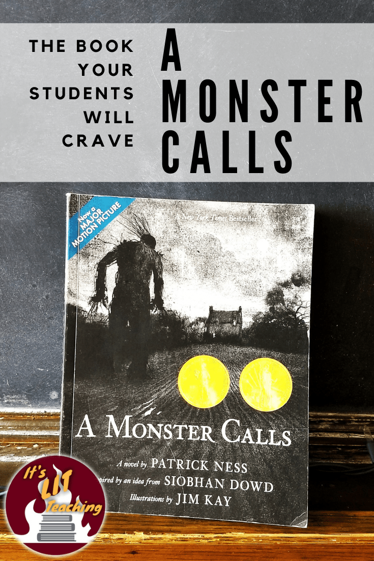 A Monster Calls: The Novel Your Students Will Crave