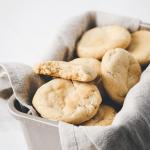 Thick & Chewy Vegan Sugar Cookies