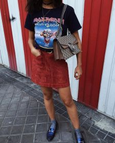 loafer-skirt-rock-tshirt
