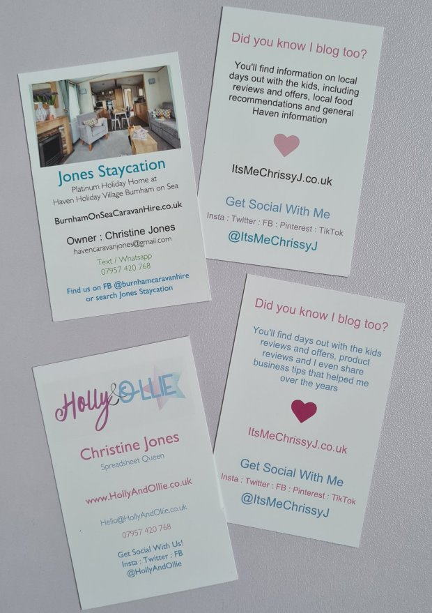 Business Cards from Instant Print