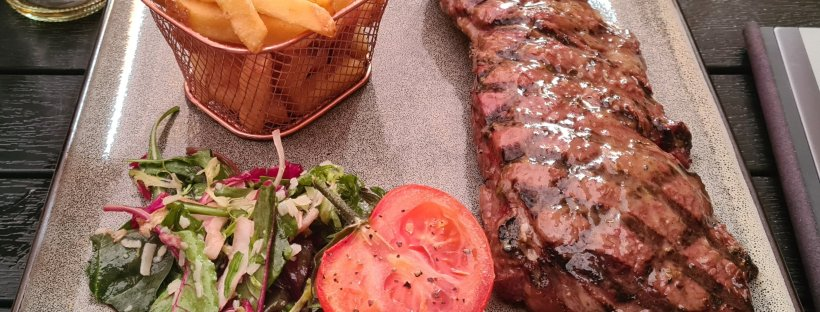 14 oz butchers cut steak