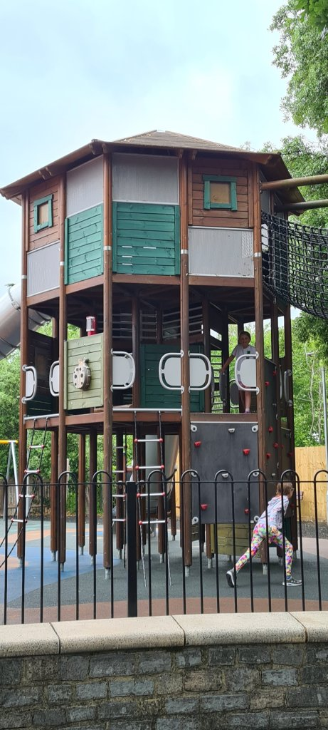 clarks shopping village play area