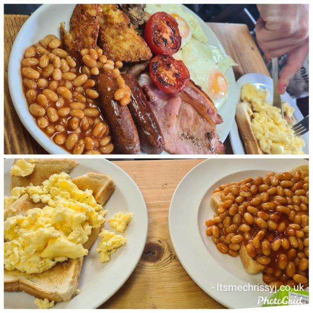 The Smokehouse Kitchen Burnham On Sea breakfasts
