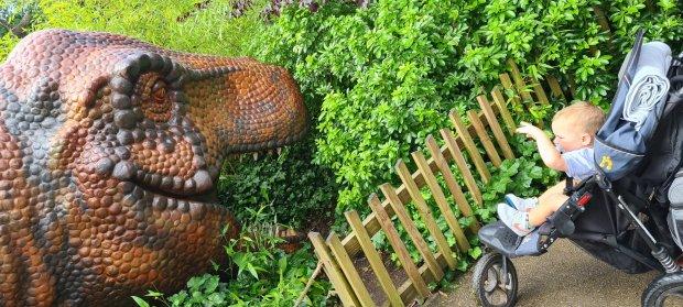 Blackpool Zoo Dino Trail