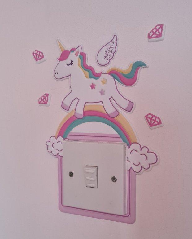 Unicorn Light Surround : Amazon Unicorn bedroom ideas