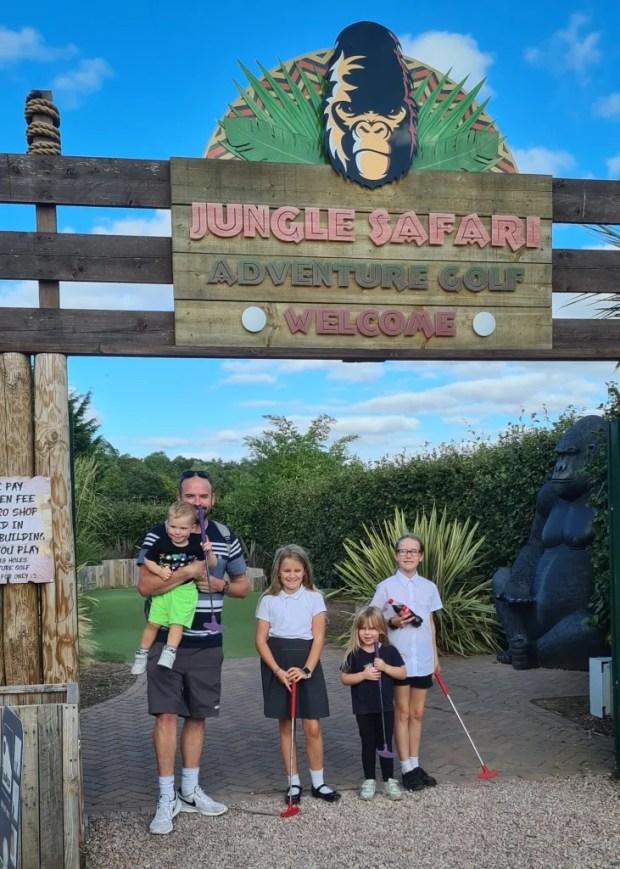 Ravenmeadow Jungle Safari Golf