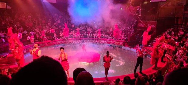 Blackpool Circus