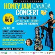 Honey Jam Canada Poster