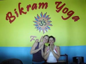 Heather My First Hot Yoga Instructor 11-15-09 Folsom CA