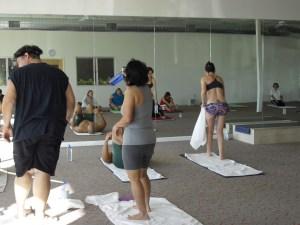 Hot Yoga...here I go.