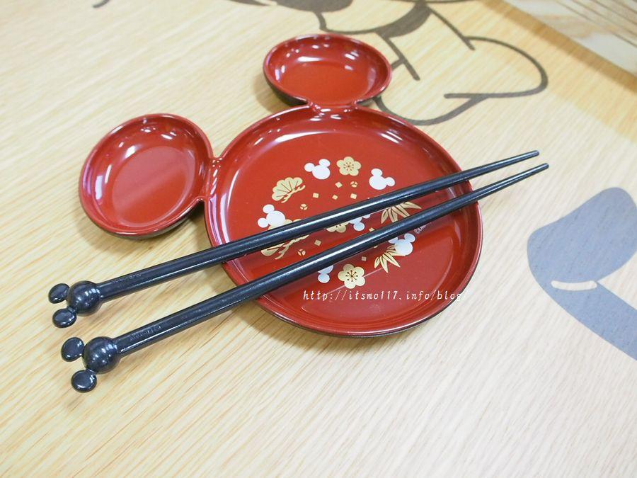 取り皿と箸