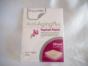 貼るサプリ「Patch MD」