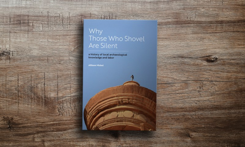 Cover of Alison Mickel: Why those who shovel are silent