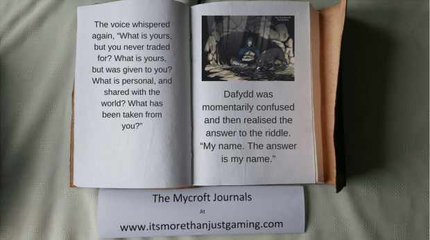 The Mycroft Journals is a creative writing experiment I started a while back, writing a serial in response to a roleplay game. This poses a few challenges, but I feel the pay off makes these challenges warranted
