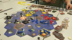 Twilight Imperium - One of the most detailed games I have ever played